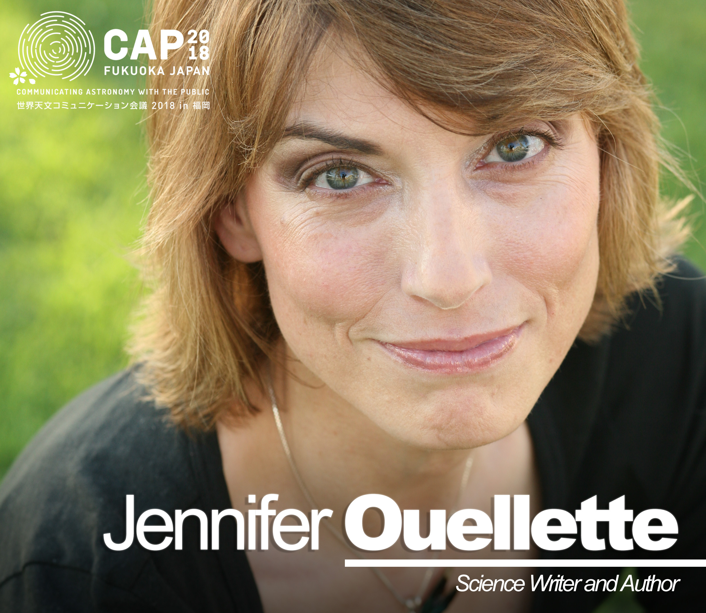 Jennifer Ouellette